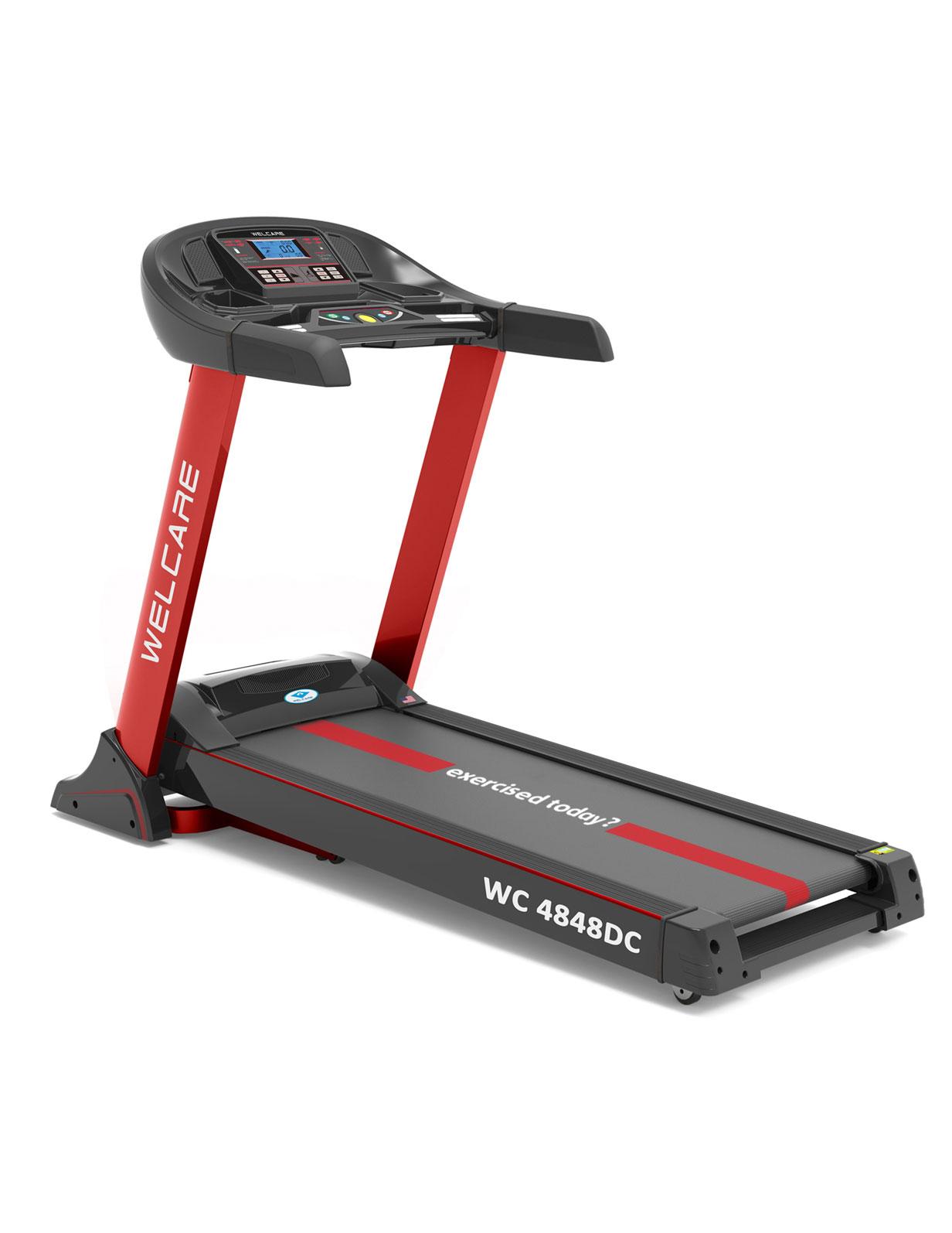 WC 4848DC Treadmill