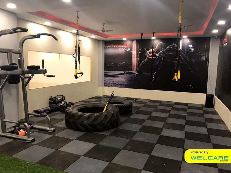 Gym Installations